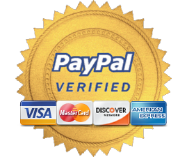 paypal verified secure payment